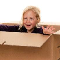 Flytta med barn byta förskola eller skola