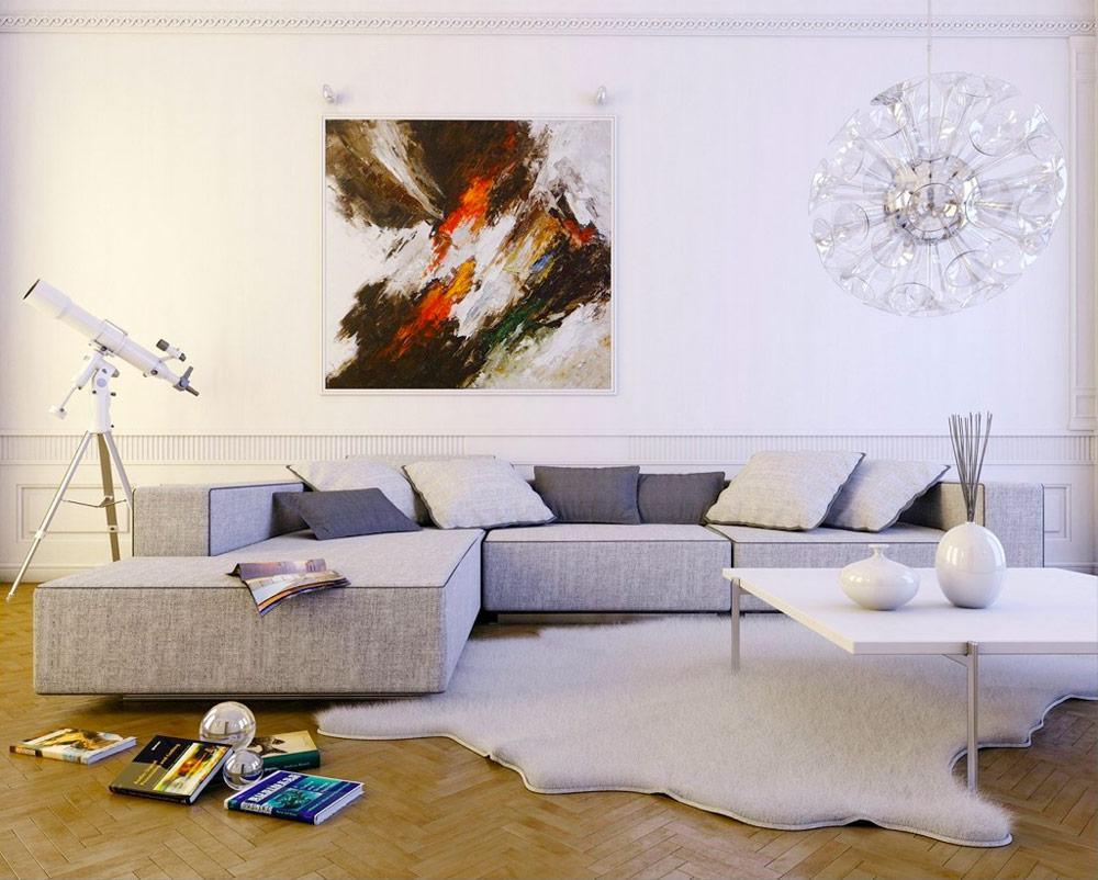 Ett perfekt vardagsrum!   moveria.se