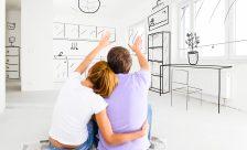Inspiration inredning vardagsrum och sovrum