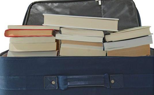 Packa böcker