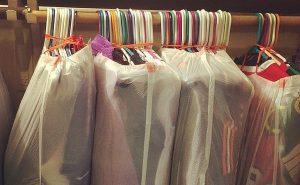 Packa kläder