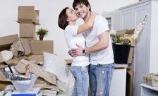 Inflyttningspresent par
