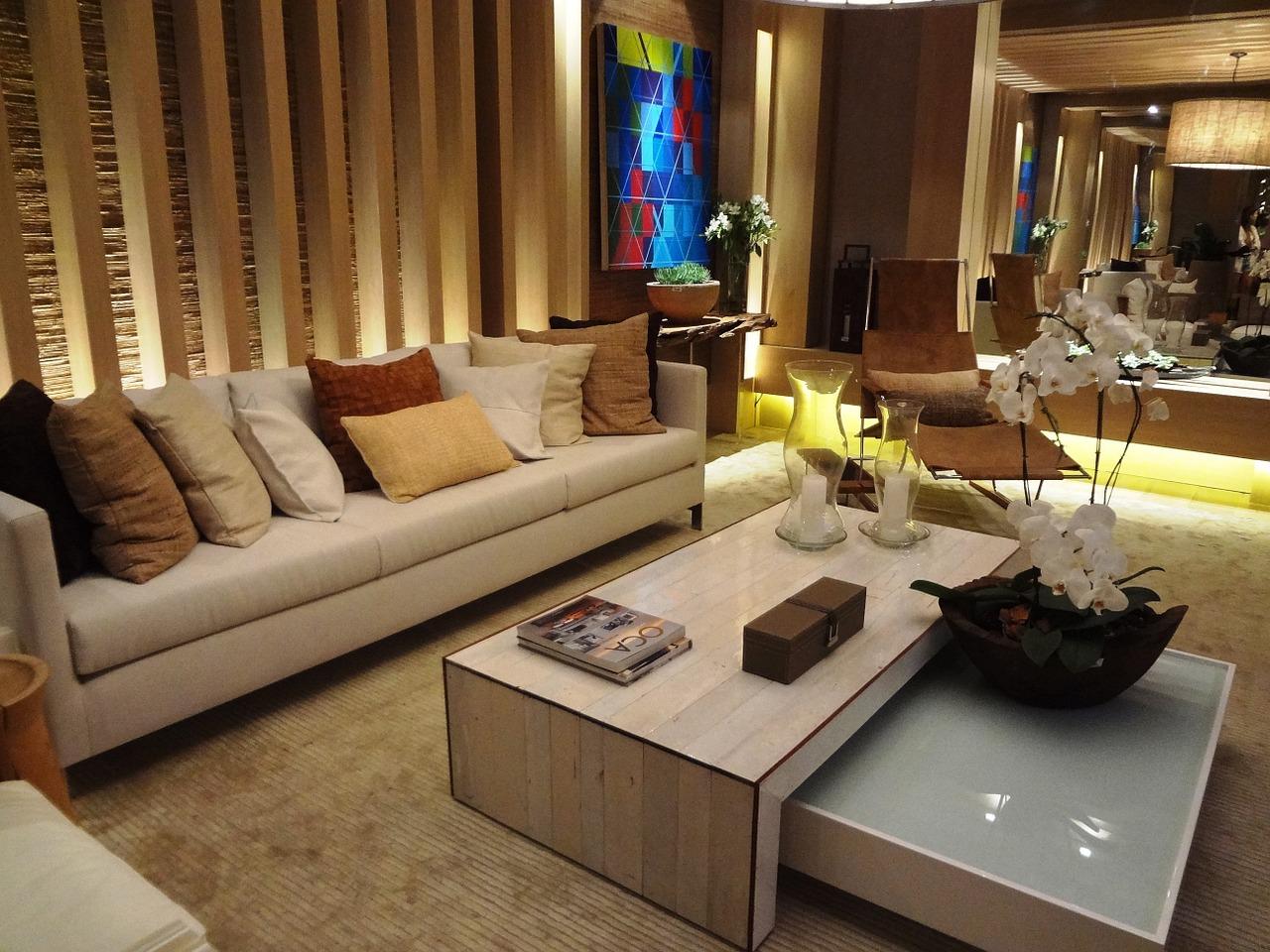 möblera vardagsrum