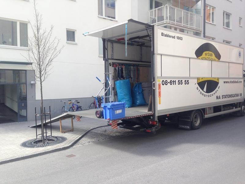 flyttfirma stockholm fast pris