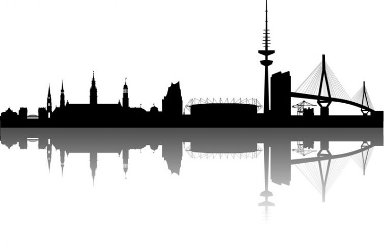 Bild med Berlin