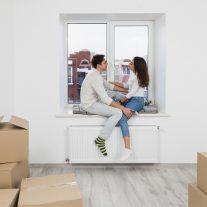 Par som flyttar till Malmö