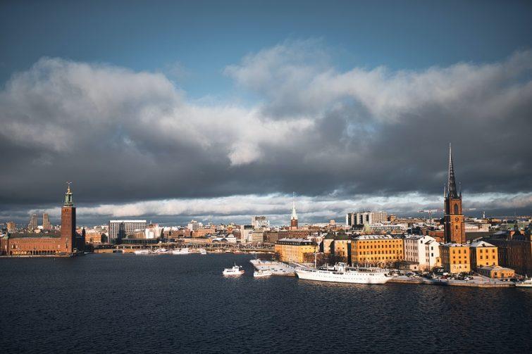 Flytta till vackra Stockholm