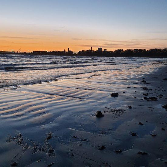 Östra Stranden i Halmstad